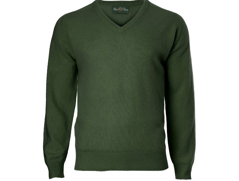 Alan Paine Long Sleeve Sweater