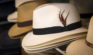 shop now! straw hats