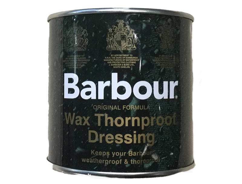 Barbour Waterproof Wax