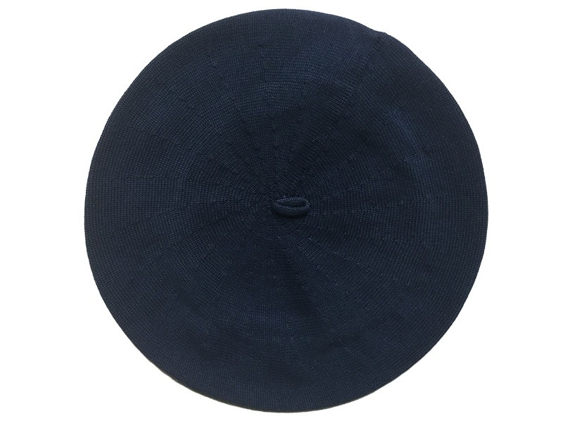 Fine Gauge Cotton Beret
