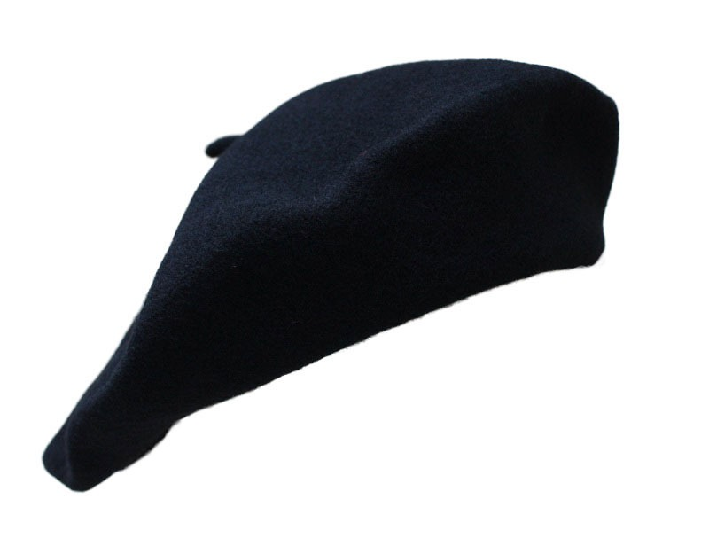 Oversized European Wool Beret