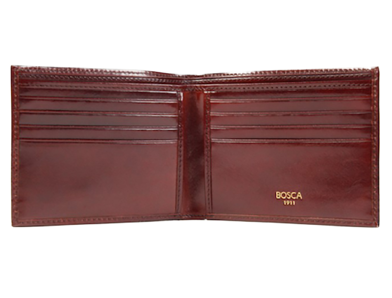 Bosca 8 Pocket Wallet