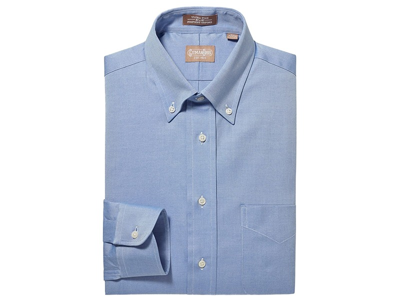 Gitman Bros. PinPoint Shirt