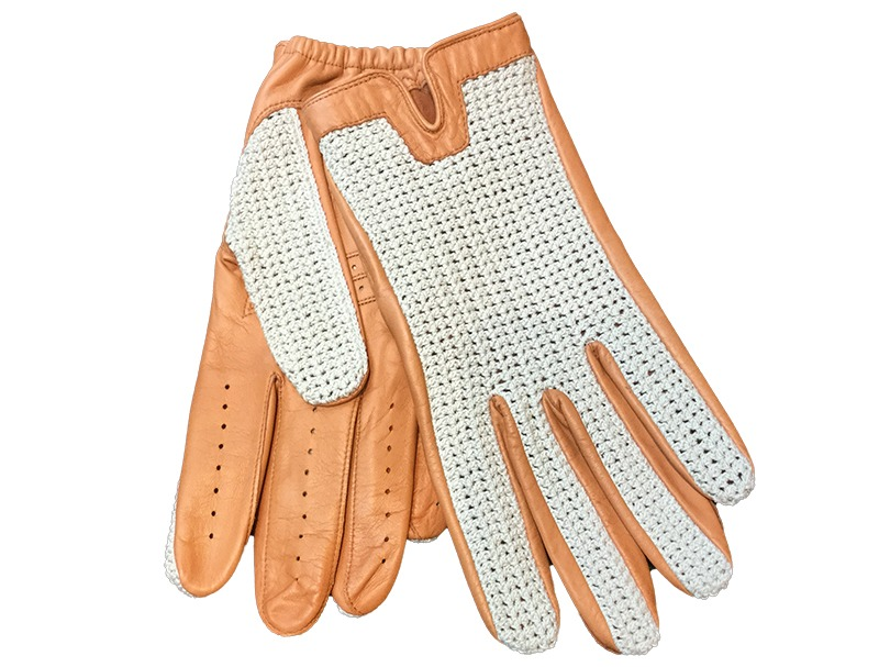 Knit Back Driving Glove