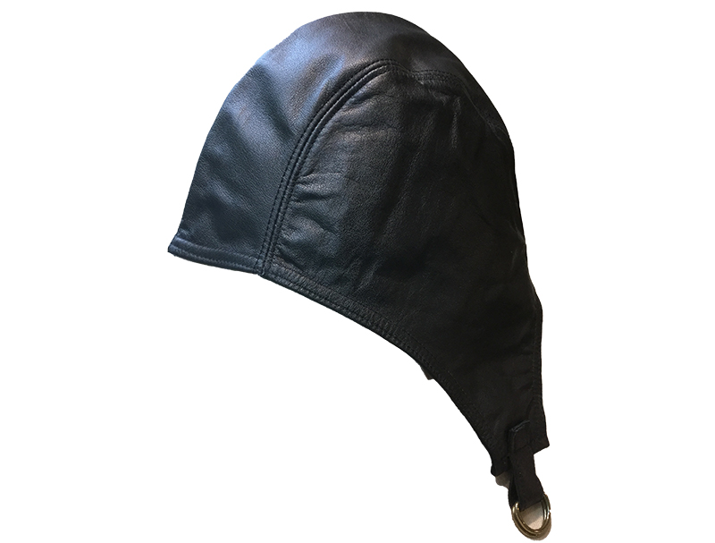 Leather Helmet