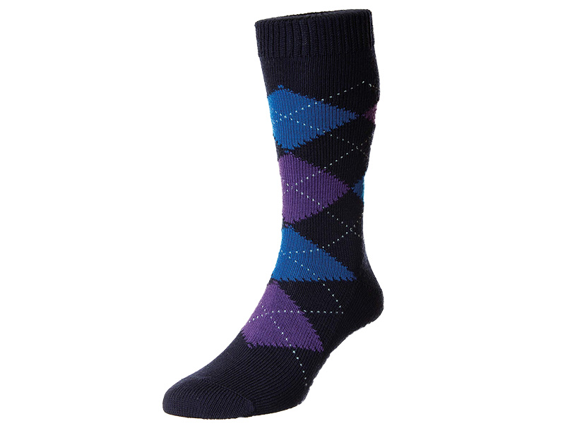 Pantherella Argyle Socks