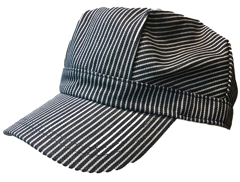 Railroad Engineer Cap