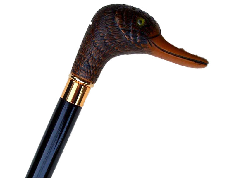 Duck Walking Stick