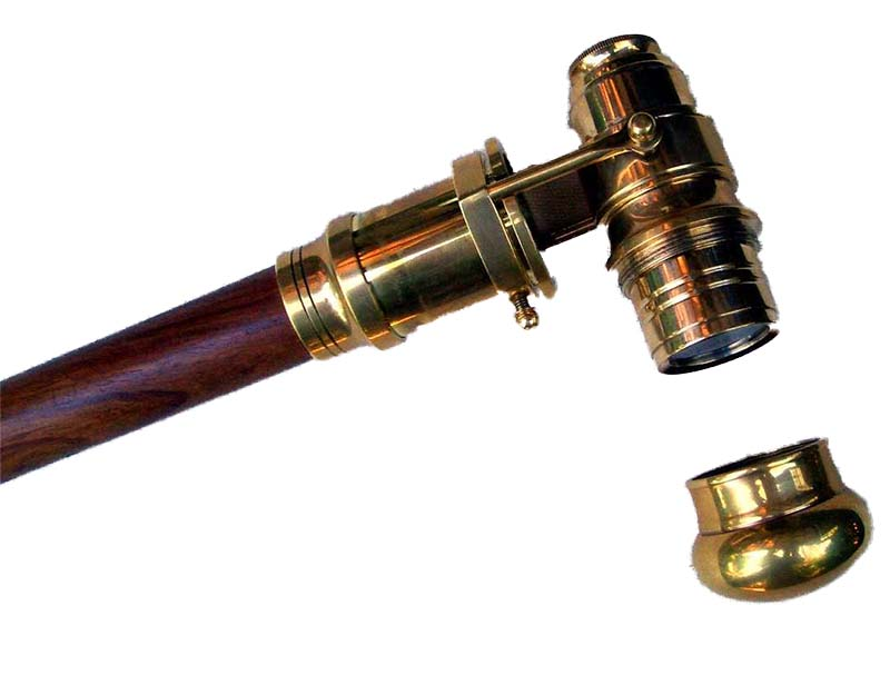 Telescope Walking Stick